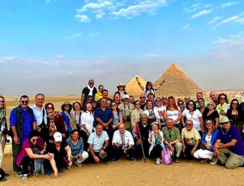Özel Tekne ile Mısır Gezisi